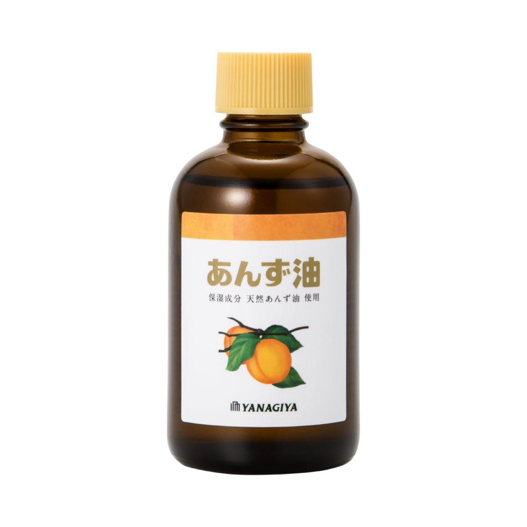 柳屋杏油 ヘアオイル